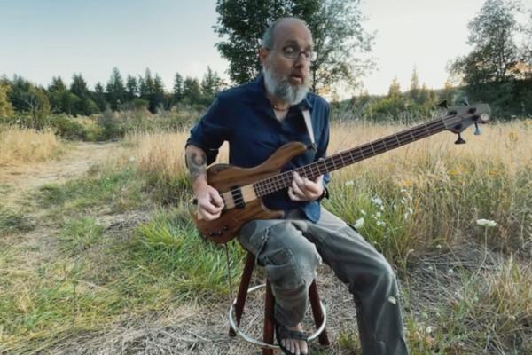 Aaron Gibson: Hurricane Sara (Solo Bass)