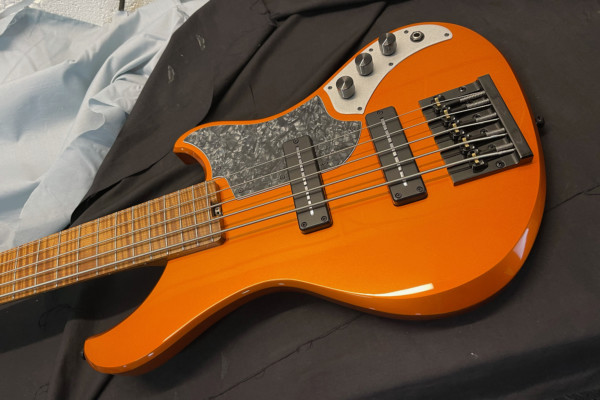 Bass of the Week: Alpher Instruments Cobia Prime V2
