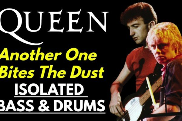 """Queen: John Deacon's Isolated Bass on """"Another One Bites The Dust"""""""