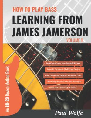 How To Play Bass - Learning From James Jamerson Vol. 1
