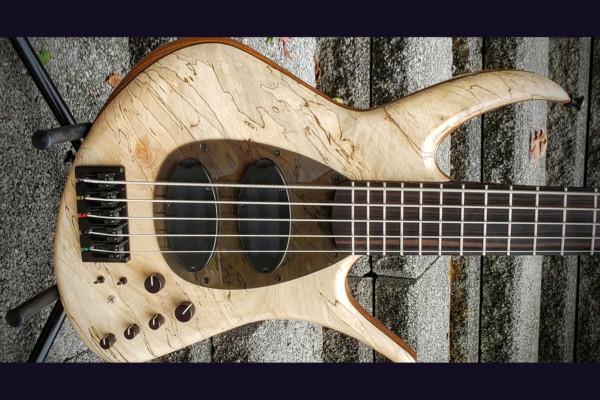 Bass of the Week: John Sullivan 5-String Custom