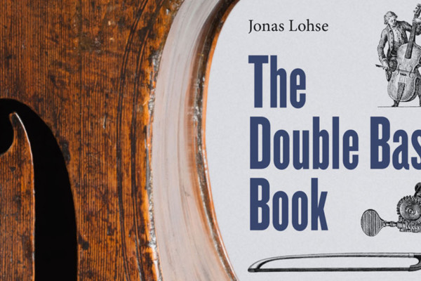 The Double Bass Book Now Available