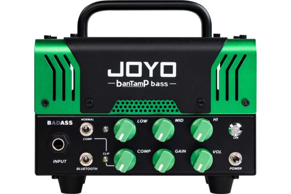 Joyo Adds Bass Amp To Bantamp Series