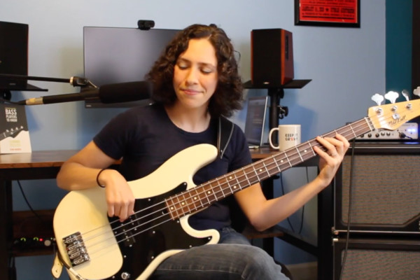 """Keep It Groovy: How To Play The Bass Line To """"Ain't Too Proud To Beg"""""""