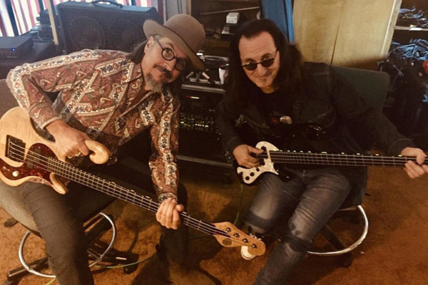 Les Claypool Learning from Geddy Lee for Primus Tour