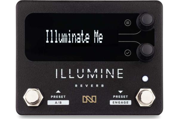 Neunaber Announces the Illumine Reverb Pedal