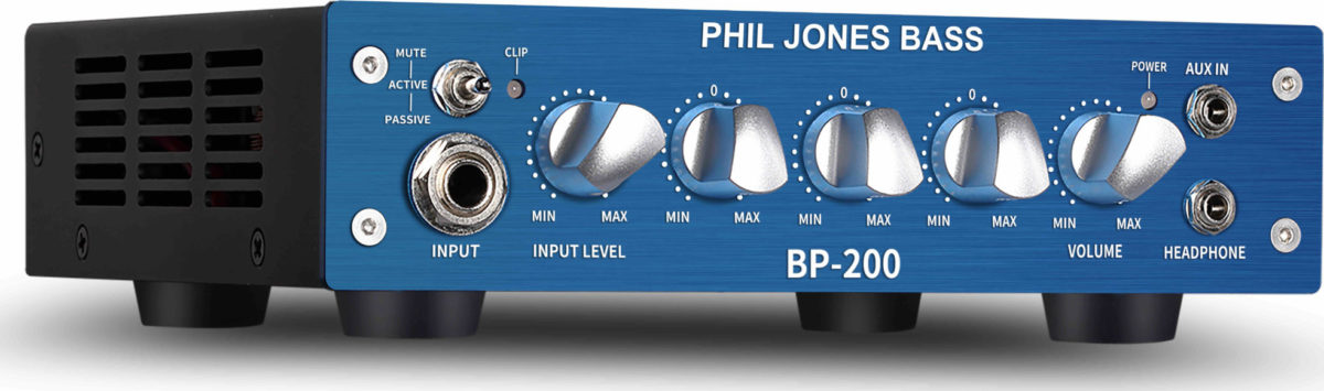 Phil Jones Bass BP-200 Bass Head