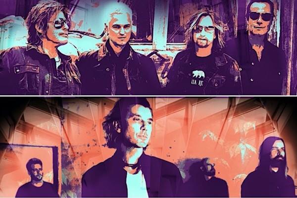 Stone Temple Pilots and Bush Announce Tour Dates