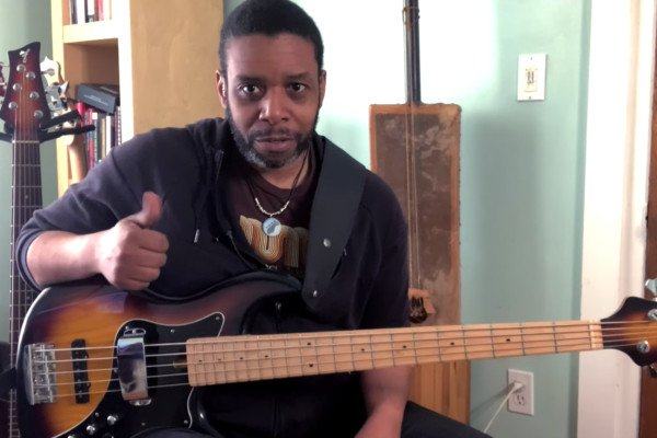 The Brown'stone: Strengthen Your Left Hand Technique