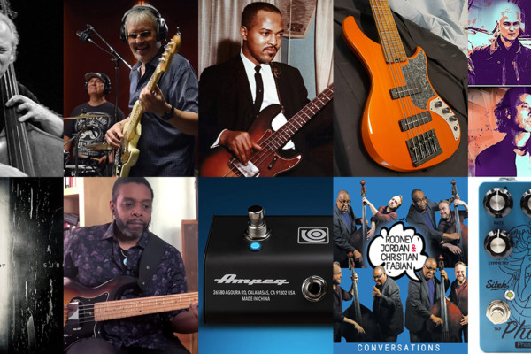 Weekly Top 10: Marc Johnson Interview, Sequential Scale Patterns Lesson, New Bass Gear, Jeff Schmidt Album, and More
