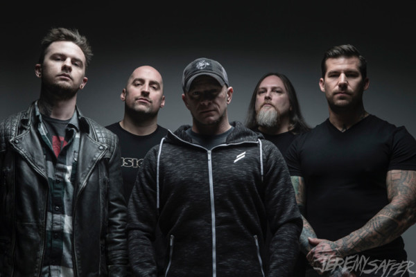 Aaron Patrick Quits All That Remains