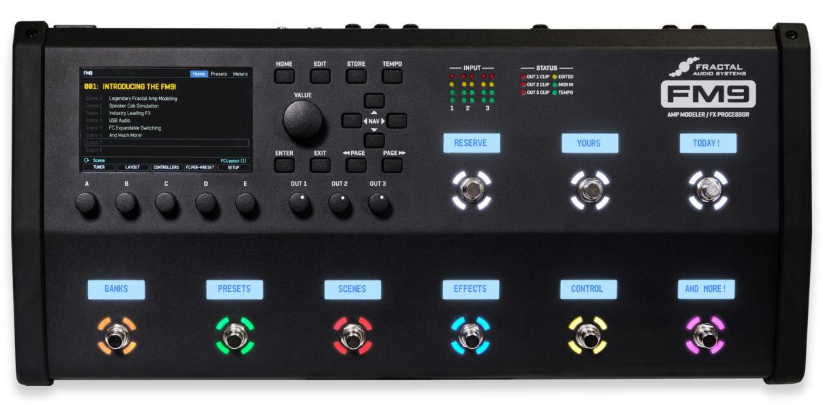 Fractal Audio FM9