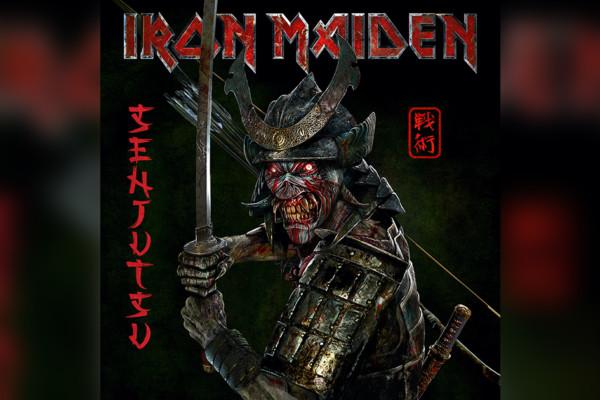 """Iron Maiden's """"Senjutsu"""" Now Available"""