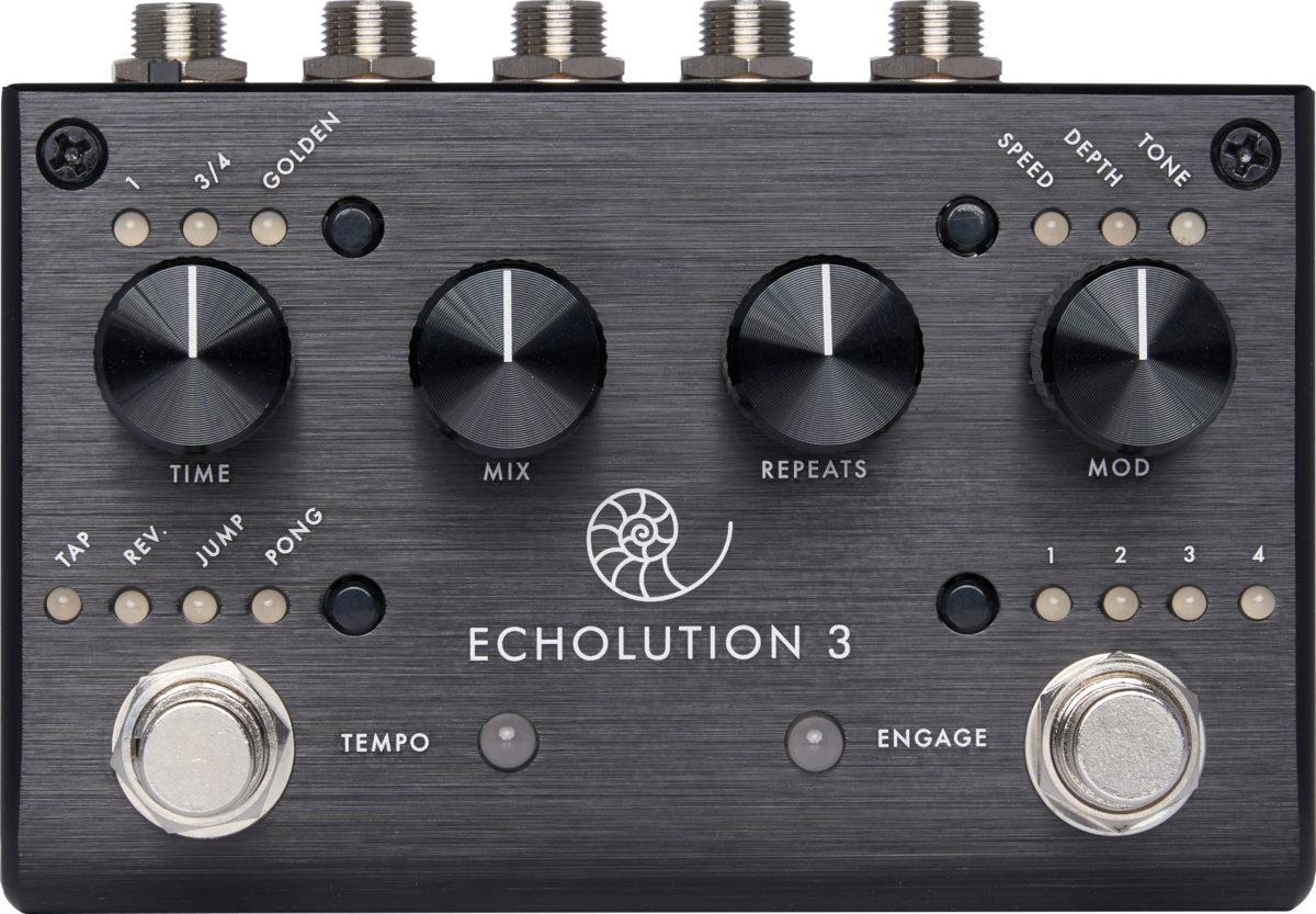 Pigtronix Echolution 3 Pedal