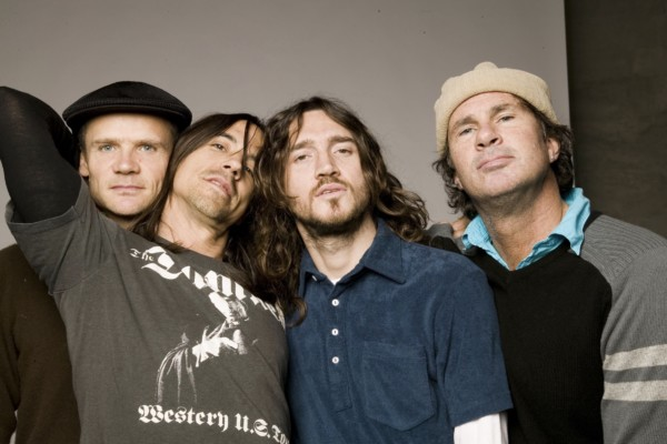 Red Hot Chili Peppers Announce World Tour