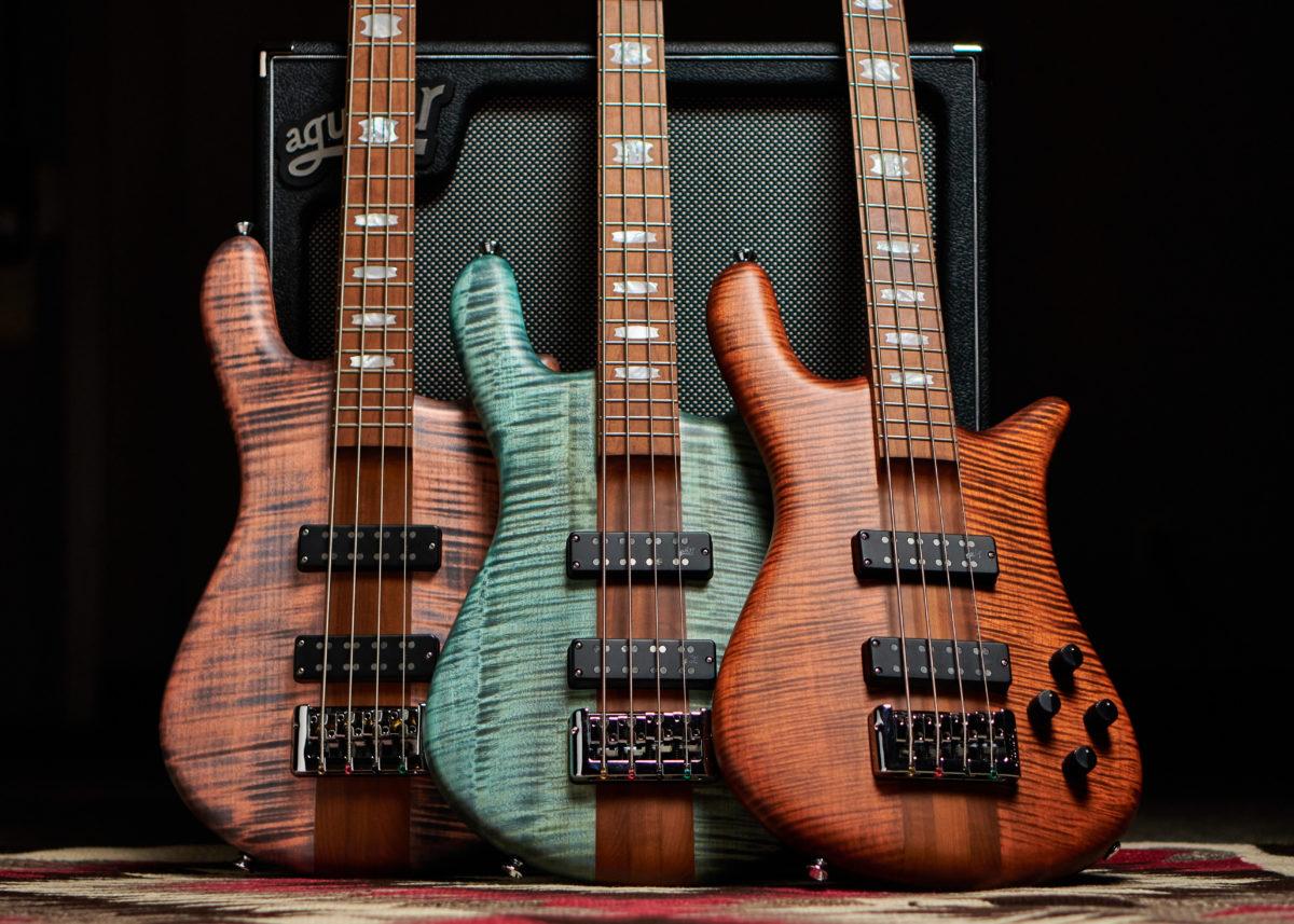 Spector Euro RST Bass Series