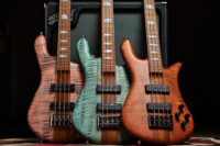 Spector Introduces Euro RST Bass Series