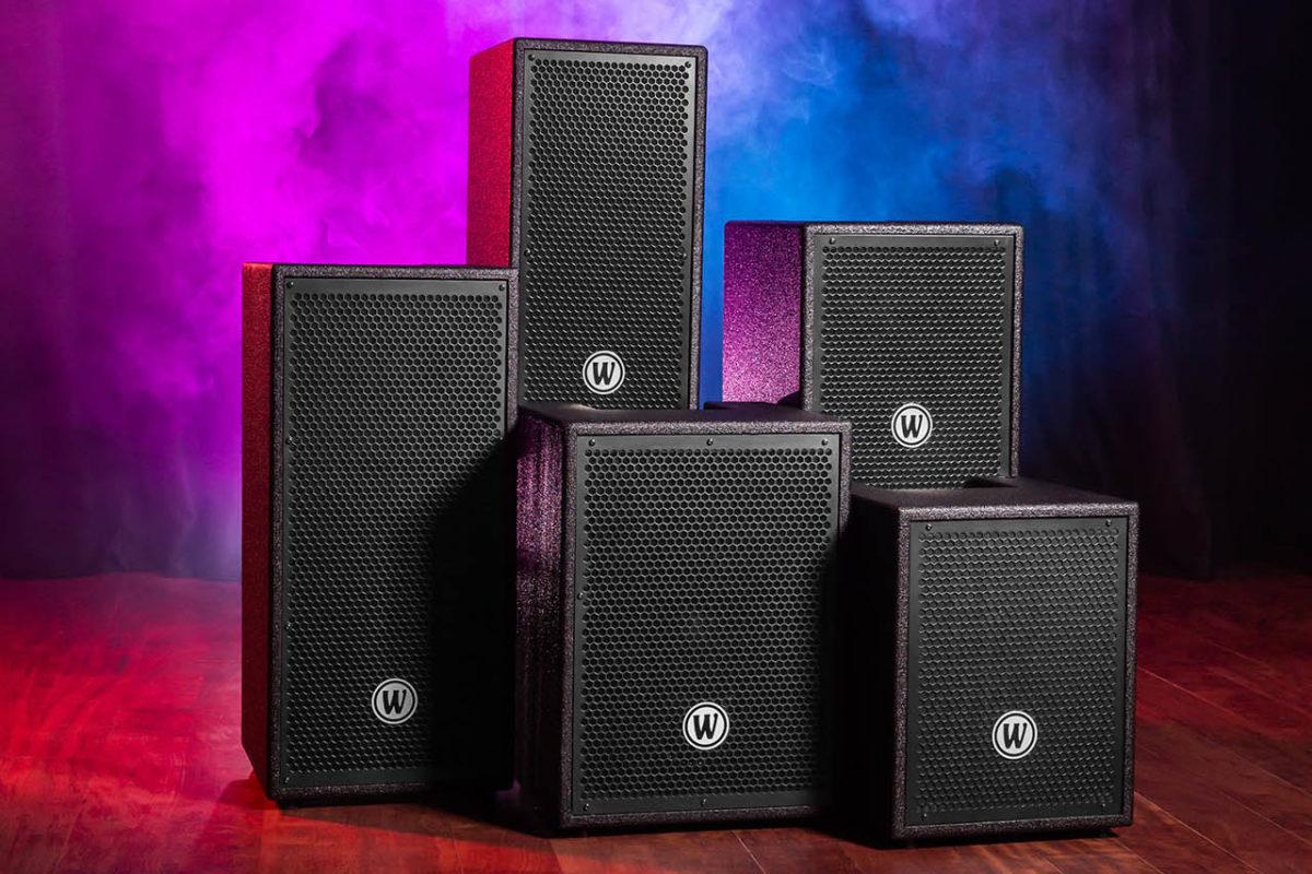 Warwick Gnome Bass Cabinet Series