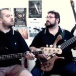 Electric Bass Battle: Anton Davidyants vs Federico Malaman