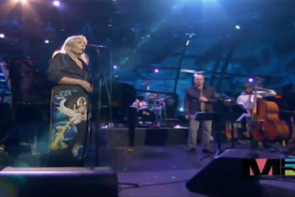"Herbie Hancock, Marcus Miller, Vinnie Colaiuta, and Joni Mitchell: ""Cantaloupe Island"" and ""River"""