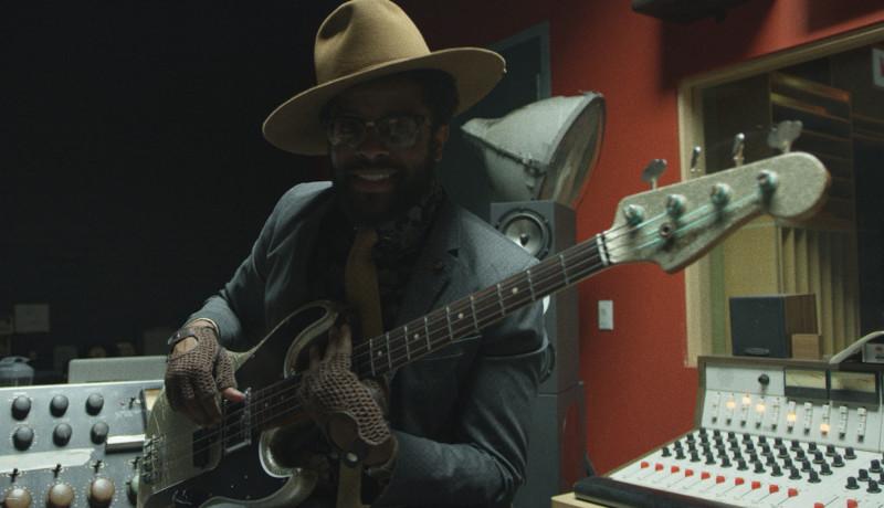 Bass of the Week: Fender Custom Shop Adrian Younge Jazz Bass