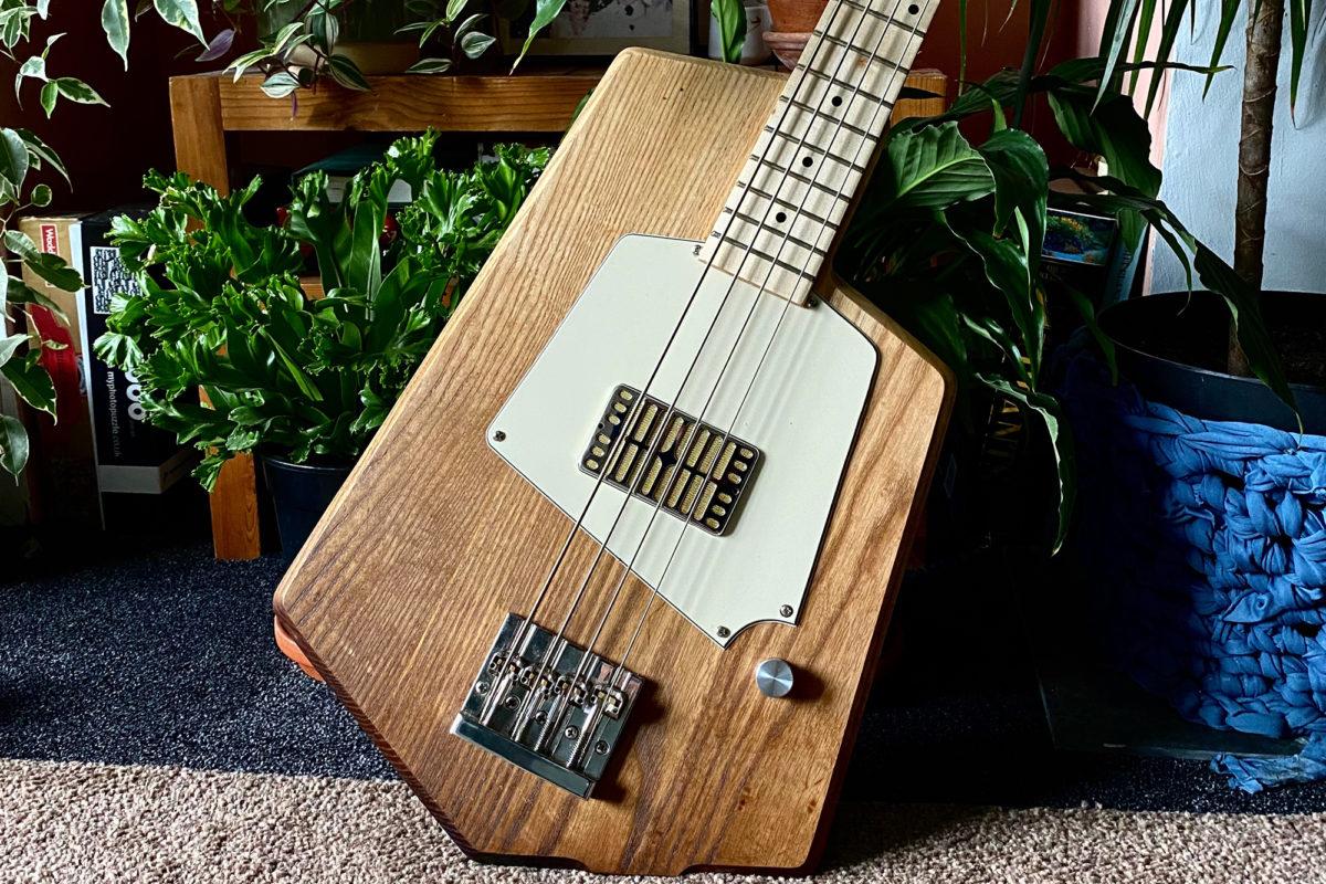 Brute Bass Guitars Hex Bass
