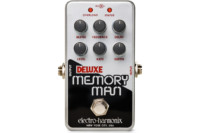 Electro-Harmonix Unveils Nano Deluxe Memory Man Pedal