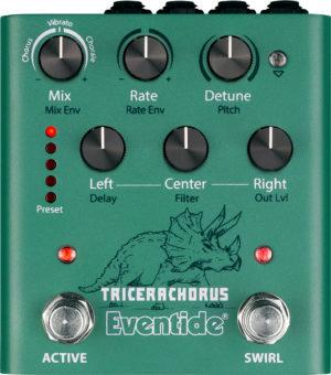 Eventide Audio TriceraChorus Pedal