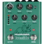Eventide Audio Introduces the TriceraChorus Pedal