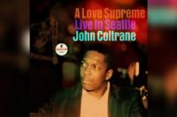 "John Coltrane's Rare ""A Love Supreme"" Live Performance Features Dual Bassists"