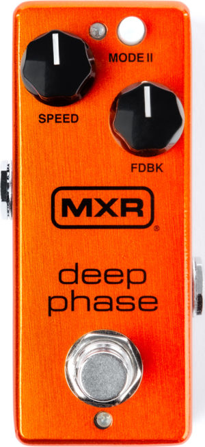 MXR Deep Phase Pedal