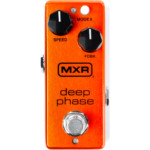 MXR Introduces the Deep Phase Pedal