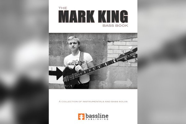 """""""The Mark King Bass Book"""" Gets Re-Release"""