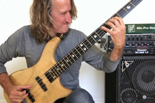 Robert Brian Gross: Shelter In Place Bass